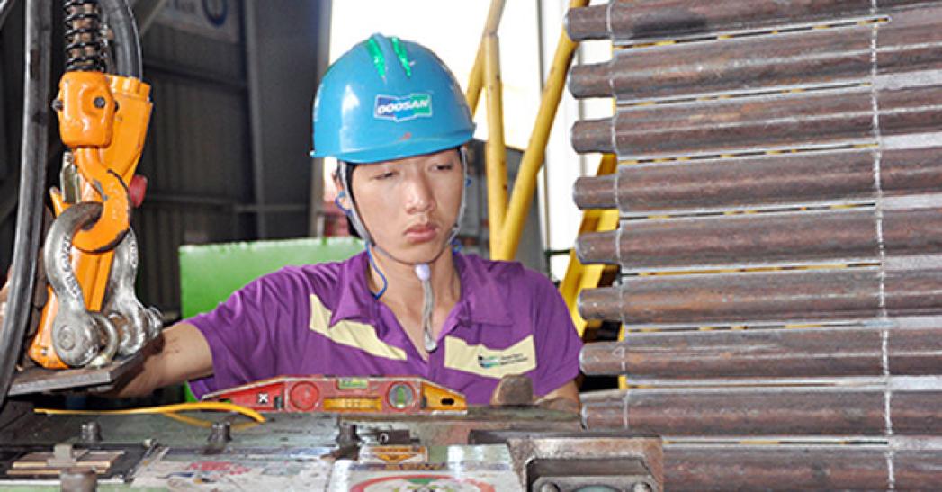 Doanh nghiệp cơ khí cần liên kết tăng hiệu quả chuỗi sản xuất
